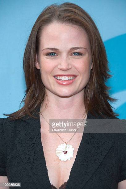 Sprague Grayden during CBS Upfront 2006 2007 at Tavern On The Green in New York City New York United States