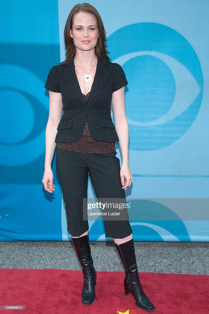 CBS Upfront 2006 - 2007 : News Photo