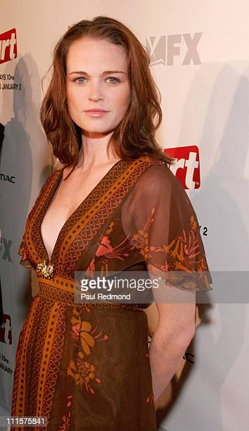 Sprague Grayden during 'Dirt' Hollywood Premiere Arrivals and After Party in Hollywood California United States