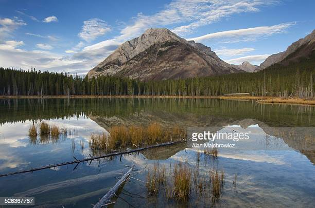 spray valley provincial park alberta - valley stock pictures, royalty-free photos & images