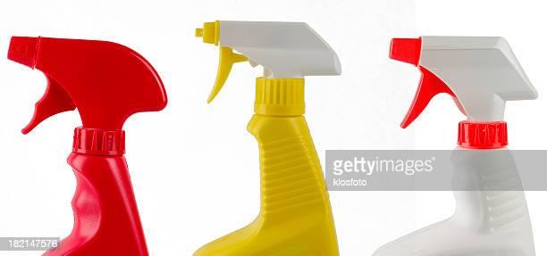 Spray-spray-spray!