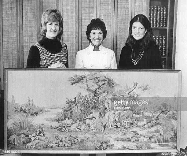 MAR 4 1974 MAR 11 1974 MAR 12 1974 Spring Auction to Aid Education Organization The accessions committee for Auction International the May 11 benefit...