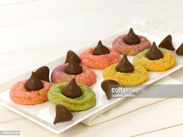 Spring Blossom Sugar Cookies
