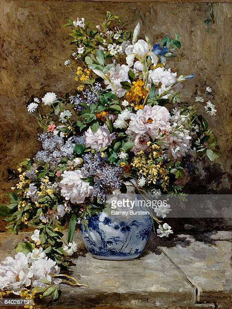 Spring Bouquet by PierreAuguste Renoir