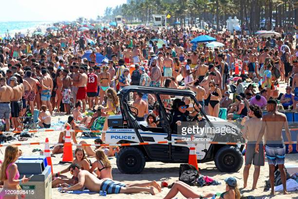 3,307 Spring Break Florida Photos and Premium High Res Pictures - Getty  Images
