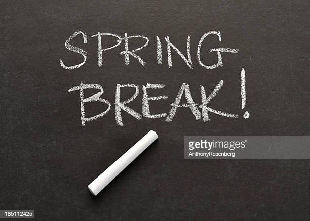 Break de printemps