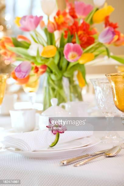 Frühlings-Dining
