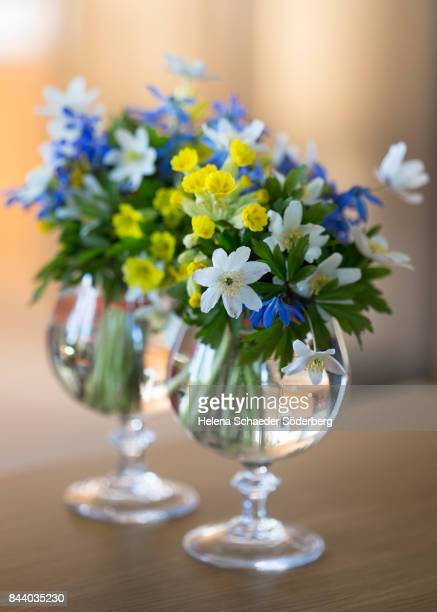 197 Yellow Flowers Wine Glasses Photos And Premium High Res Pictures Getty Images