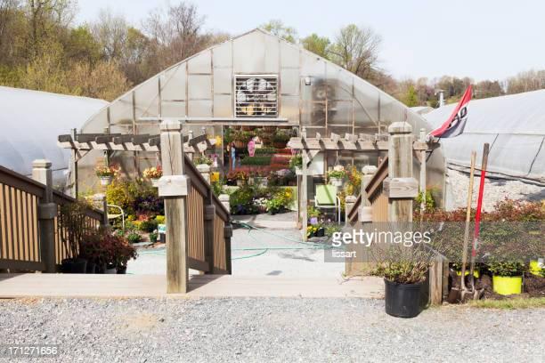 spring garden center - lancaster pennsylvania stock pictures, royalty-free photos & images