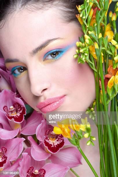 Frühling Mädchen
