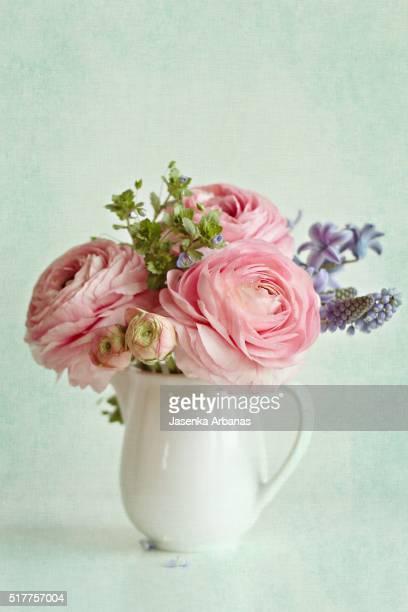 Spring in vase