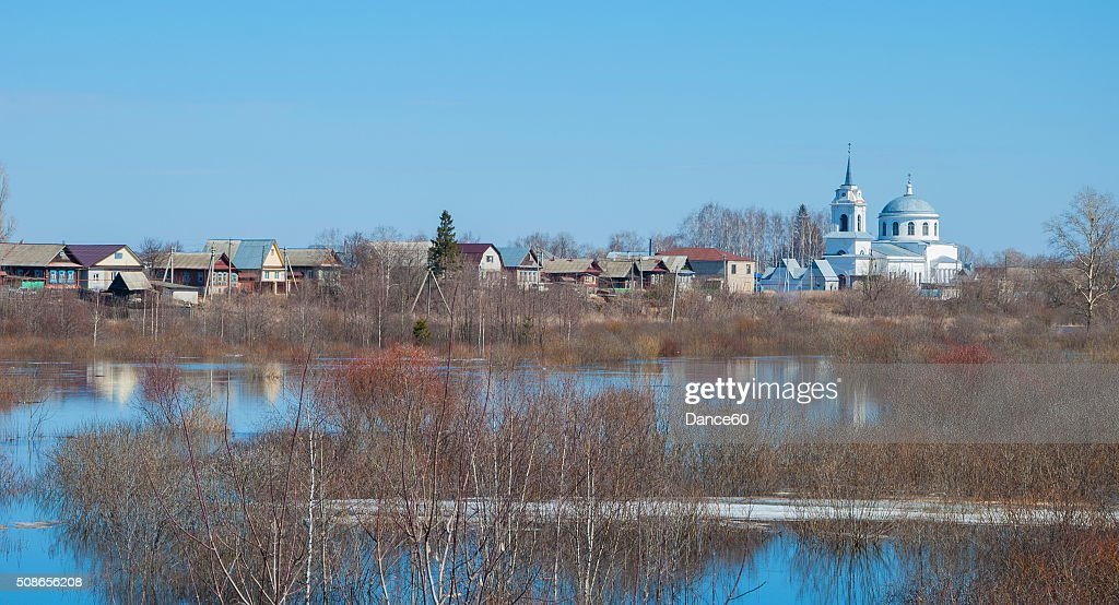 Spring landscape : Stock Photo