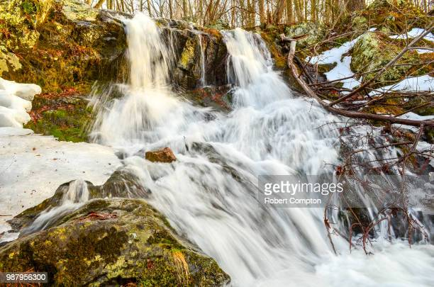 spring thaw - forrest compton stock pictures, royalty-free photos & images