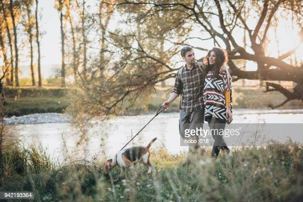 spring walk by the river - serbia stock pictures, royalty-free photos & images
