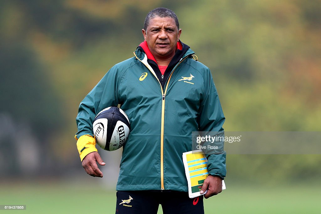 South Africa Training Session : News Photo