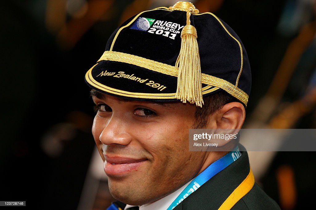 South Africa IRB RWC 2011 Welcoming Ceremony