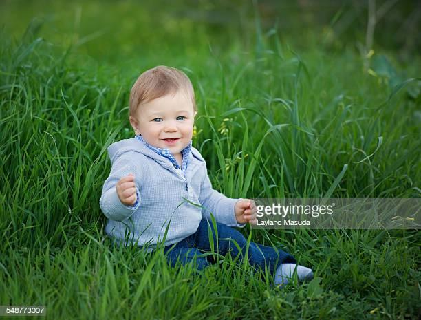 Springtime Baby Boy