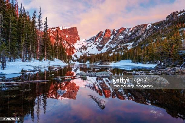 Springtime Dream Lake