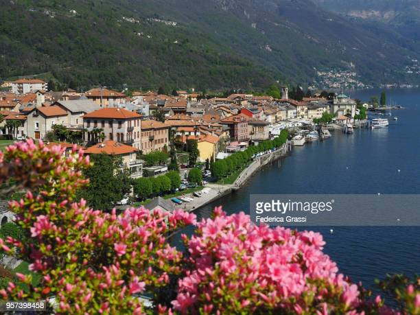 Springtime on Lake Maggiore, Northern Italy