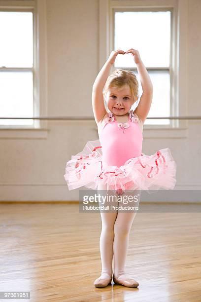 Kleine Balletttänzer