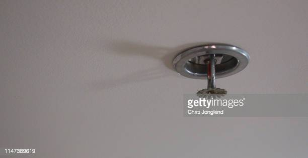 Sprinkler in Ceiling