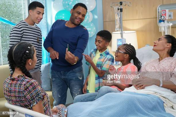 ISH Sprinkles Initially wary Dre embraces throwing Bow's baby shower and wants it to be unforgettable However his plans are put on hold when Bow...