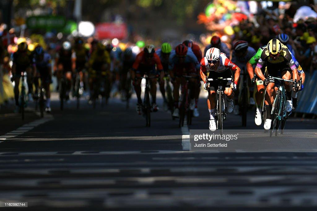 106th Tour de France 2019 - Stage 11 : News Photo