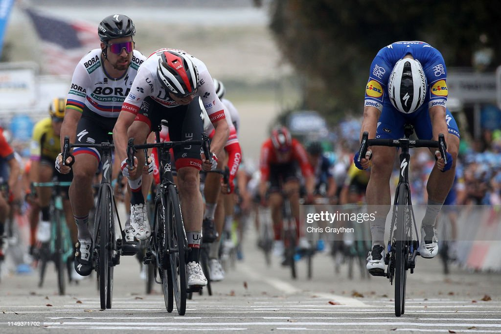 14th Amgen Tour of California 2019 - Stage 4 : ニュース写真