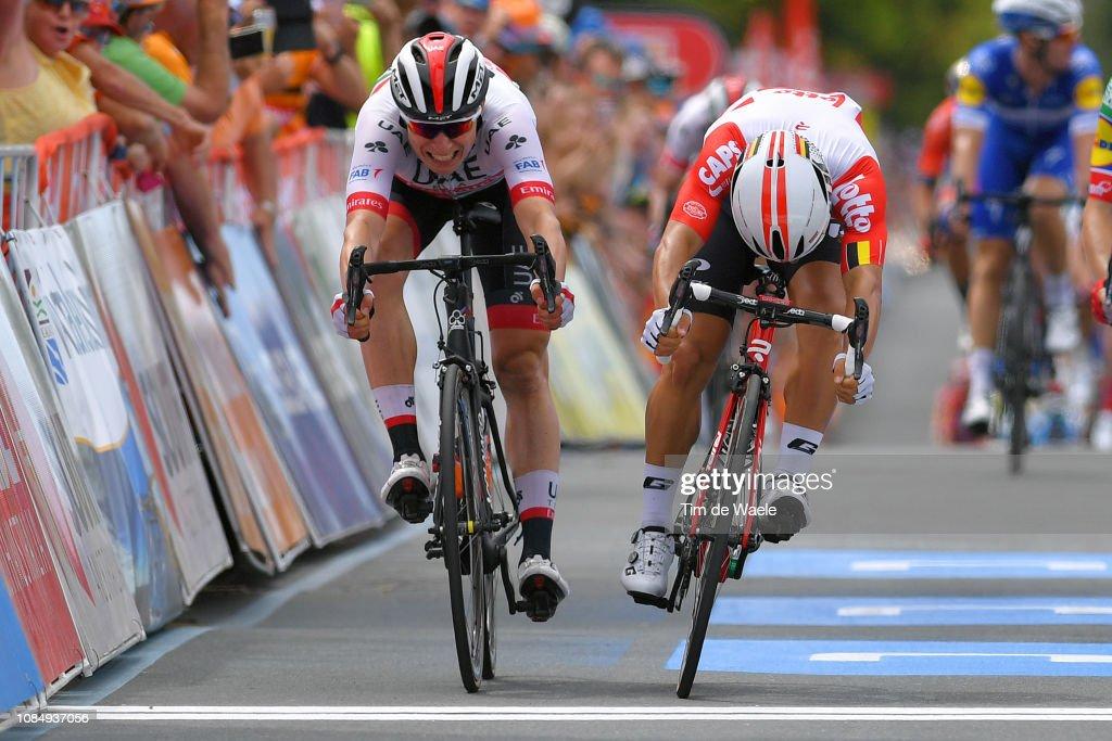 21st Santos Tour Down Under 2019 - Stage 5 : ニュース写真