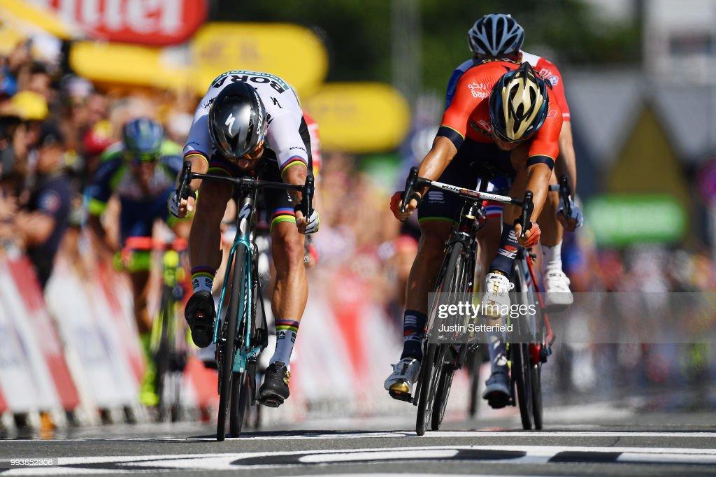 Cycling: 105th Tour de France 2018 / Stage 2 : ニュース写真