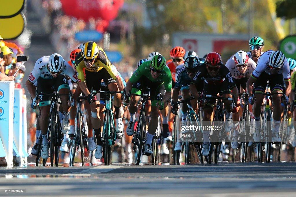 107th Tour de France 2020 - Stage 11 : Photo d'actualité