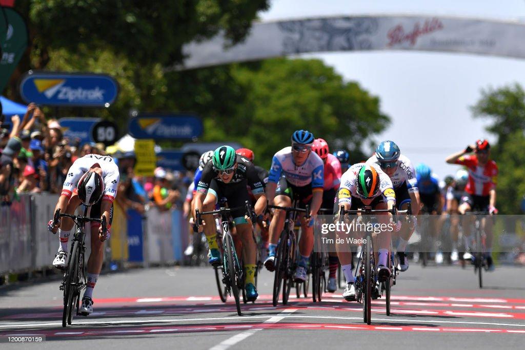 22nd Santos Tour Down Under 2020 - Stage 1 : ニュース写真