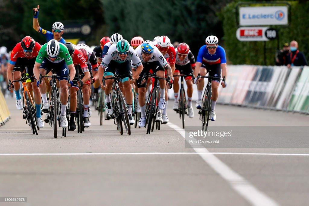 79th Paris - Nice 2021 - Stage 5 : ニュース写真