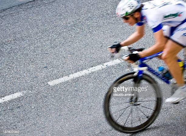 sprint. color image - cycling event stock pictures, royalty-free photos & images