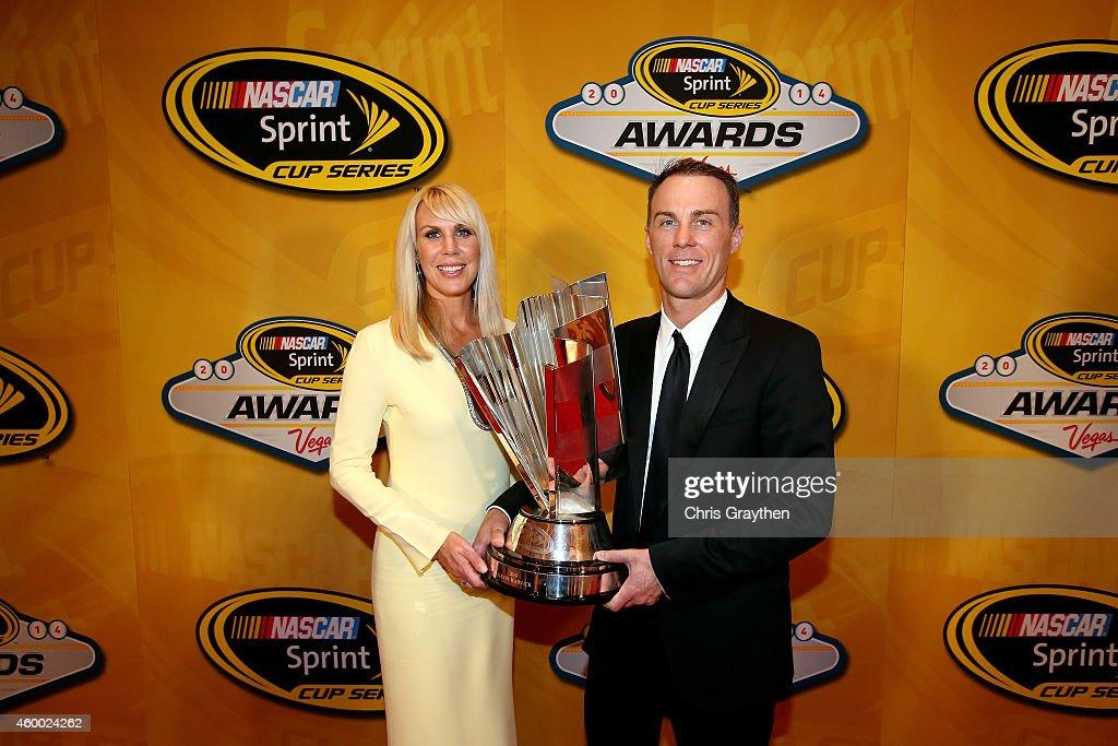 2014 NASCAR Sprint Cup Series Awards - Portraits : ニュース写真