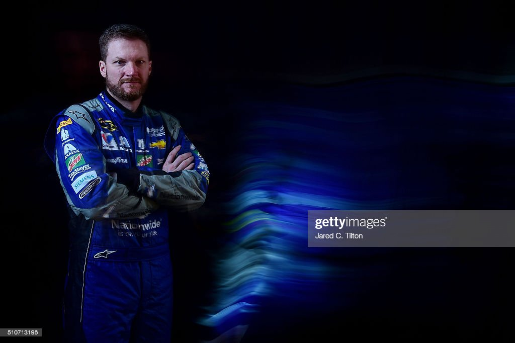 2016 NASCAR Media Day - Creative Portraits