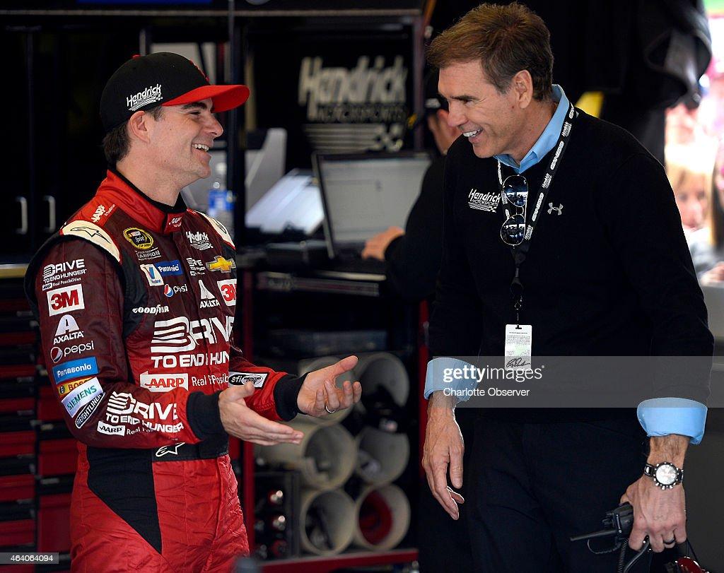NASCAR Sprint Cup Series : News Photo