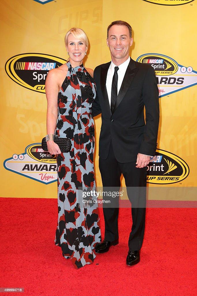 NASCAR Sprint Cup Series Awards - Red Carpet : ニュース写真