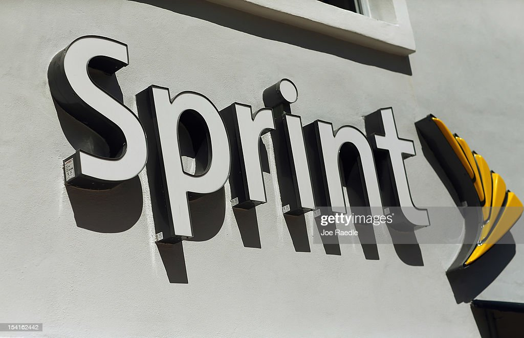 Japan's Softbank Acquires 70 Percent Of Sprint For $20.1 Billion : News Photo