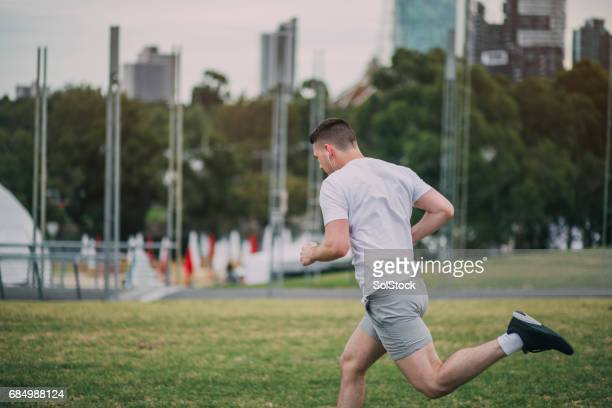 Sprint Training in the Park