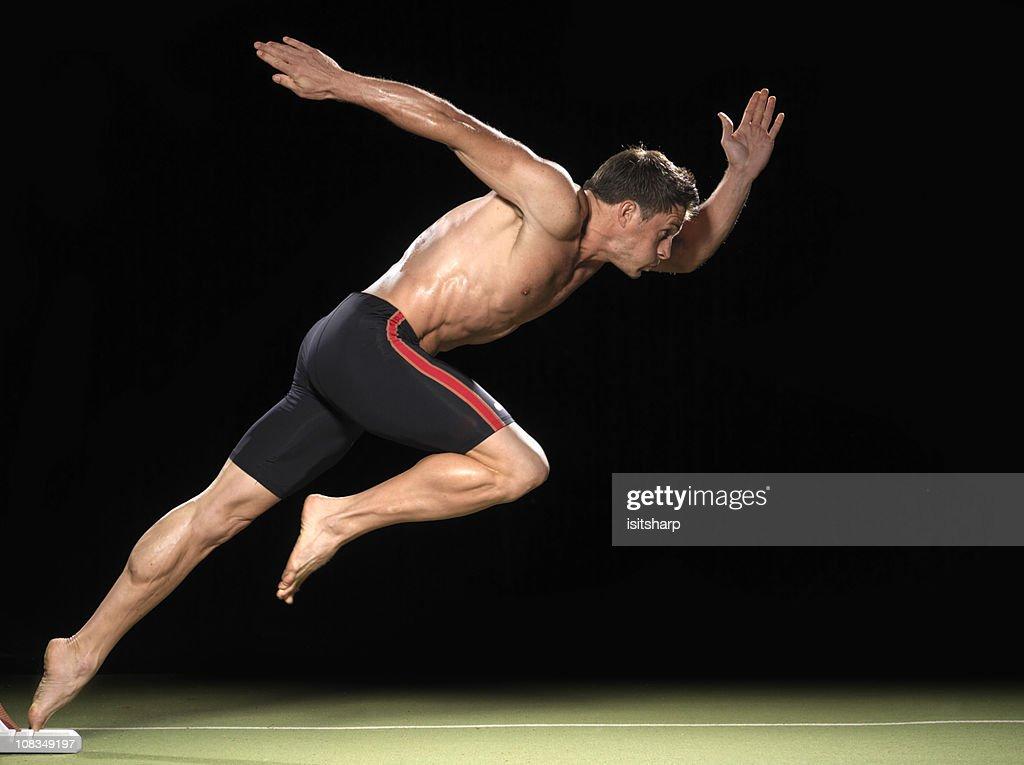 Sprinter : Bildbanksbilder