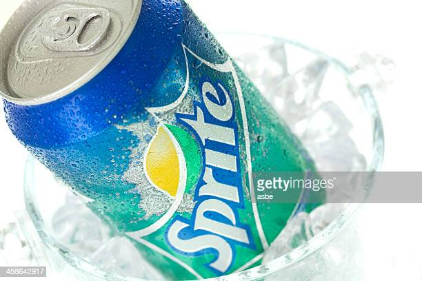 sprite on ice - pixie stock photos and pictures
