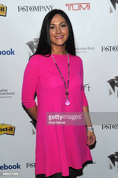 Sprout Pharmaceuticals CEO Cindy Whitehead attends 'The Fast Company Innovation Festival' Data Drugs The New Evolution Of Drug Making With 23andMe...