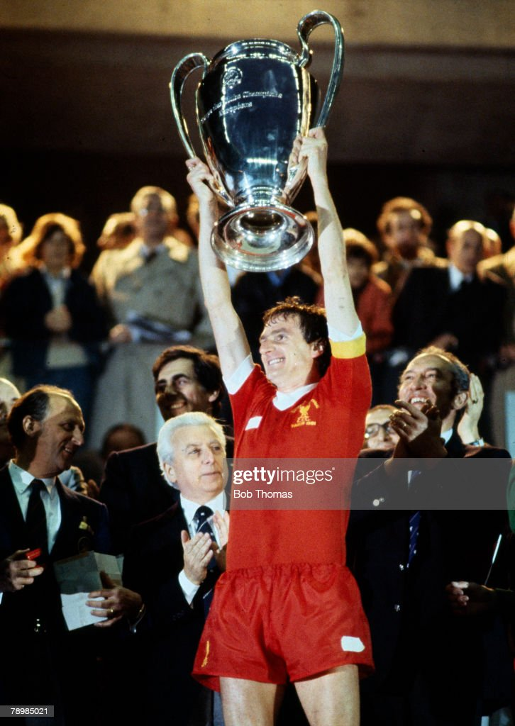 27th May 1981, European Cup Final, Liverpool 1 v Real Madrid