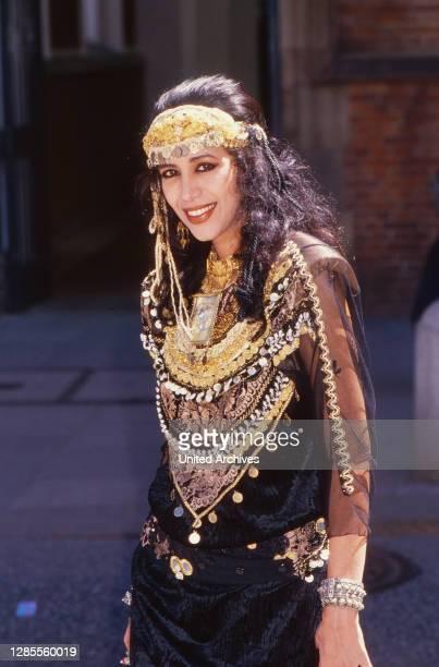 Spruchreif, Unterhaltungsshow, Deutschland 1988, Mitwirkende: Ofra Haza.