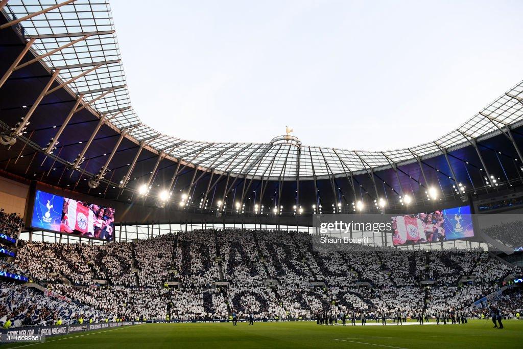 Tottenham Hotspur v Ajax - UEFA Champions League Semi Final: First Leg : ニュース写真