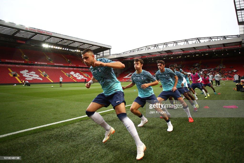Liverpool v Tottenham Hotspur - Premier League 2
