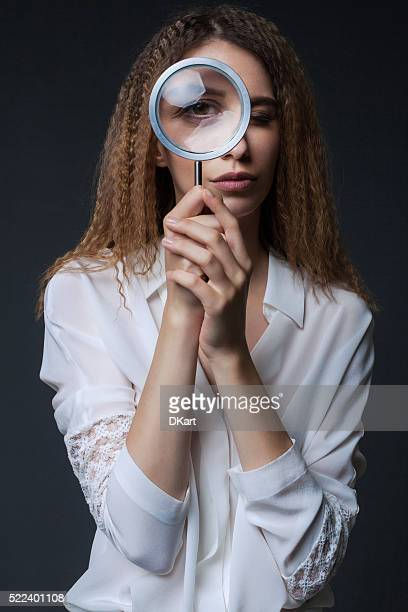 Espião mulheres de moda
