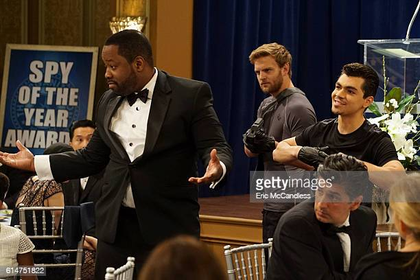 KC UNDERCOVER Spy Of The Year Awards Kira's big moment at the Spy Of The Year Awards is interrupted when the son of Tony The Big Toe Tolentino...