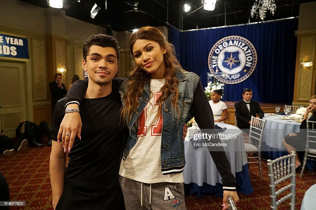 K.C. UNDERCOVER - 'Spy Of The Year Awards' - Kira's big moment at the Spy Of The Year Awards is interrupted when the son of Tony 'The Big Toe' Tolentino crashes the secret ceremony to avenge his father. This episode of 'K.C. Undercover' airs Sunday, September 11 (8:00 - 8:30 P.M. EDT) on Disney Channel. IRIGOYEN, ZENDAYA